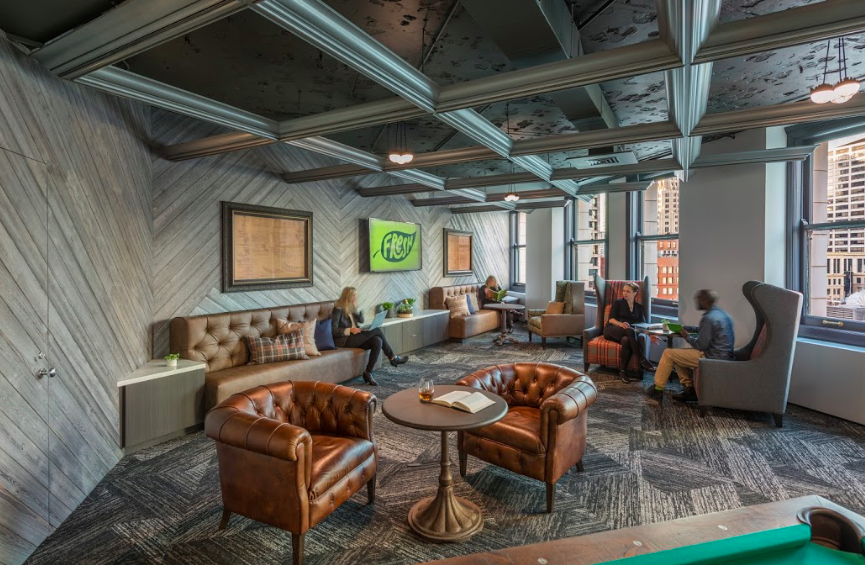 Attractive Best Office Space