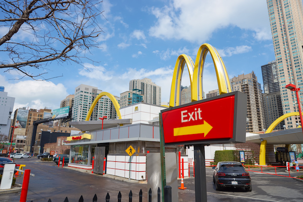 Lovin' it: McDonald's deal to create hundreds of Chicago