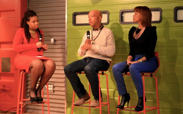 Lessons from Russell Simmons at Digitas xCulture