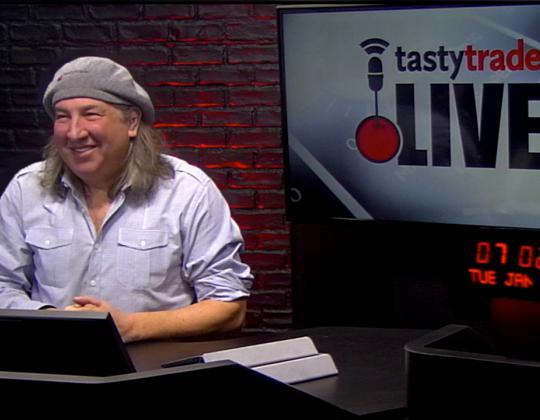 tastytrade LIVE - Talkin With Tom and Tony