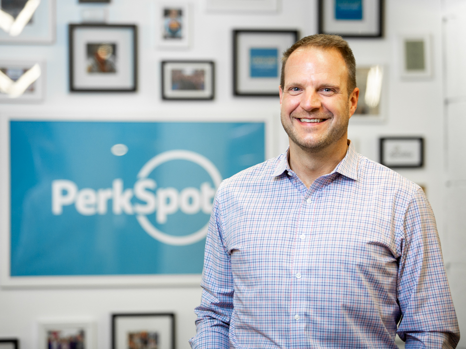 Working at PerkSpot is all about the perks — but it's not