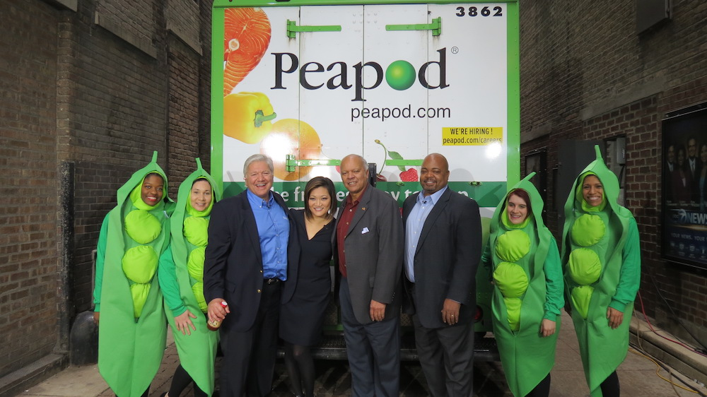 Peapod announces winner in food startup pitch contest