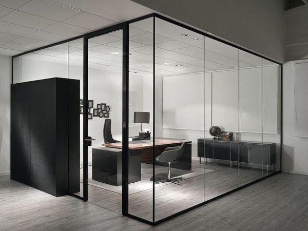 1 Interior Glass Doors Provide More Natural Light
