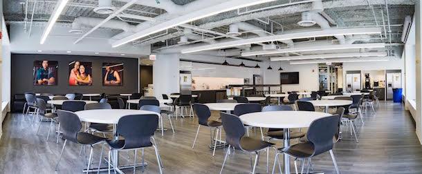 An inside peek at 8 of Chicago's sleekest tech spaces ...